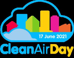 Clean Air Day Logo 2021
